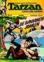 Bandes dessinées - Tarzan - De bavianenjongen