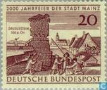 Postage Stamps - Germany, Federal Republic [DEU] - Mainz 2000 years