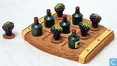 Board games - Boter Kaas en Eieren - Boter, kaas en wijn
