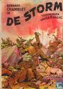 Comics - Bernard Chamblet - Bernard Chamblet in de storm