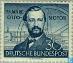 Postage Stamps - Germany, Federal Republic [DEU] - Otto, Nikolaus 1832-1891