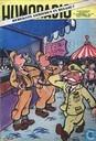 Bandes dessinées - Humoradio (tijdschrift) - Nummer  845