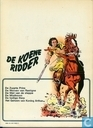 Bandes dessinées - Chevalier Ardent - De misthoorn