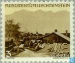 Postage Stamps - Liechtenstein - Landscapes