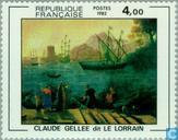 Postage Stamps - France [FRA] - Painting Claude Gellée
