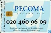 Pecoma Informatica, de mensen van.....