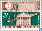 Postage Stamps - Belgium [BEL] - IPU