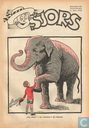 Comics - Sjors [NLD] (Illustrierte) - Sjors 23