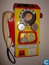 Toys - Tintin - Kuifjetelefoon