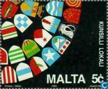 Postage Stamps - Malta - Municipalities
