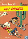 Comics - Lucky Luke - Het escorte