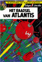 Bandes dessinées - Blake et Mortimer - Het raadsel van Atlantis