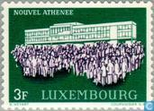 Postage Stamps - Luxembourg - Atheneum