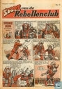 Bandes dessinées - Sjors van de Rebellenclub (tijdschrift) - 1957 nummer  11