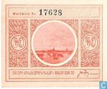 Billets de banque - Wesselburen - Gemeinde - Pfennig Wesselburen 50