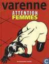 Bandes dessinées - Attention femmes - Attention femmes