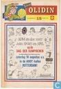 Bandes dessinées - Olidin (tijdschrift) - Olidin 15