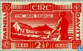 Timbres-poste - Irlande - Charles Parnell & Michael Davitt