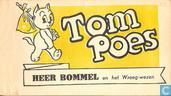 Comic Books - Bumble and Tom Puss - Heer Bommel en het Wroeg-wezen