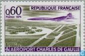Timbres-poste - France [FRA] - Aéroport Charles de Gaulle