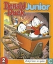 Bandes dessinées - Donald Duck junior (tijdschrift) - Donald Duck junior 2