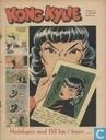 Bandes dessinées - Kong Kylie (tijdschrift) (Deens) - 1951 nummer 15