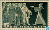 Postage Stamps - Switzerland [CHE] - Confederation Foundation