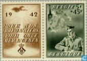 Postage Stamps - Belgium [BEL] - For Belgian prisoner of war