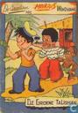 Bandes dessinées - Marius Windvang - De groene talisman