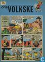 Bandes dessinées - Ons Volkske (tijdschrift) - 1974 nummer  46