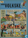 Comic Books - Ons Volkske (tijdschrift) - 1974 nummer  46
