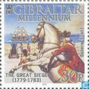 Postage Stamps - Gibraltar - History