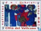 Postzegels - Vaticaanstad - Kerstmis