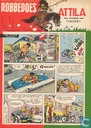 Comic Books - Robbedoes (magazine) - Robbedoes 1033