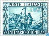 Briefmarken - Italien [ITA] - Christopher Columbus