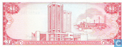 Banknotes - Central Bank of Trinidad and Tobago - Trinidad and Tobago 1 Dollar