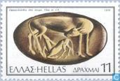 Postage Stamps - Greece - Seal Rocks