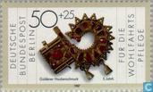 Postage Stamps - Berlin - Gold and silversmithing