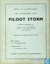 Bandes dessinées - Piloot Storm - Naar Valeron ontvoerd