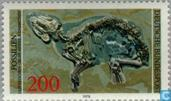 Postage Stamps - Germany, Federal Republic [DEU] - Fossils