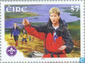 Timbres-poste - Irlande - Scoutisme