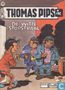 Comic Books - Thomas Pips - De witte stopstraal