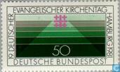 Postzegels - Duitsland, Bondsrepubliek [DEU] - Evangelische kerkendag