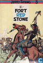 Bandes dessinées - Jerry Spring - Fort Red Stone