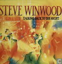 Platen en CD's - Winwood, Steve - Talking back to the night
