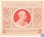 Banknoten  - Wesselburen - Gemeinde - Wesselburen 50 Pfennig