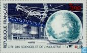 Postage Stamps - France [FRA] - Museum of Science and Industry
