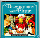 Strips - Flipje, het fruitbaasje van Tiel - De avonturen van Flipje