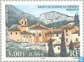 Postzegels - Frankrijk [FRA] - Saint-Guilhem-le-Désert