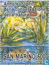 European nature conservation year